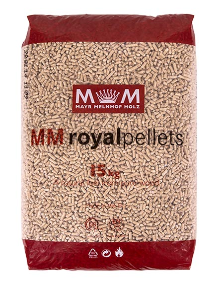 MM Royal Pellets di abete